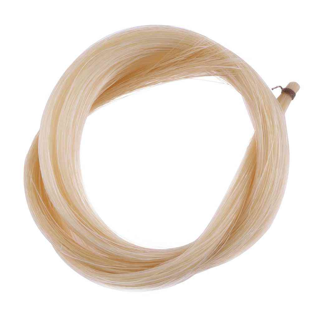 Hank Universal Stallion Horse Hair For Violin Bow