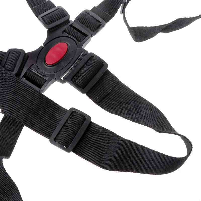 Baby Protection 5 Point Harness Safe Belt