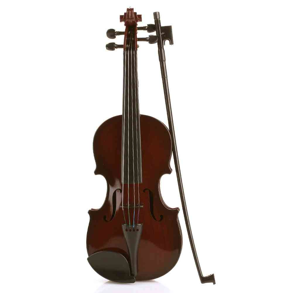 Violin Studnets Acoustic's Durable Practical Portable Musical Instruments