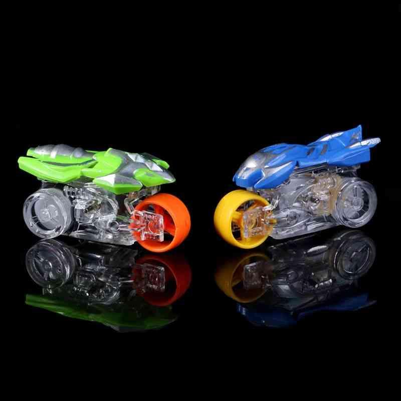 Fun Inertia Mini Motorcycle Car