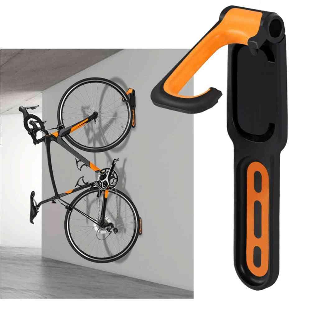 Wall Mounted Bicycle Storage Hook Rack