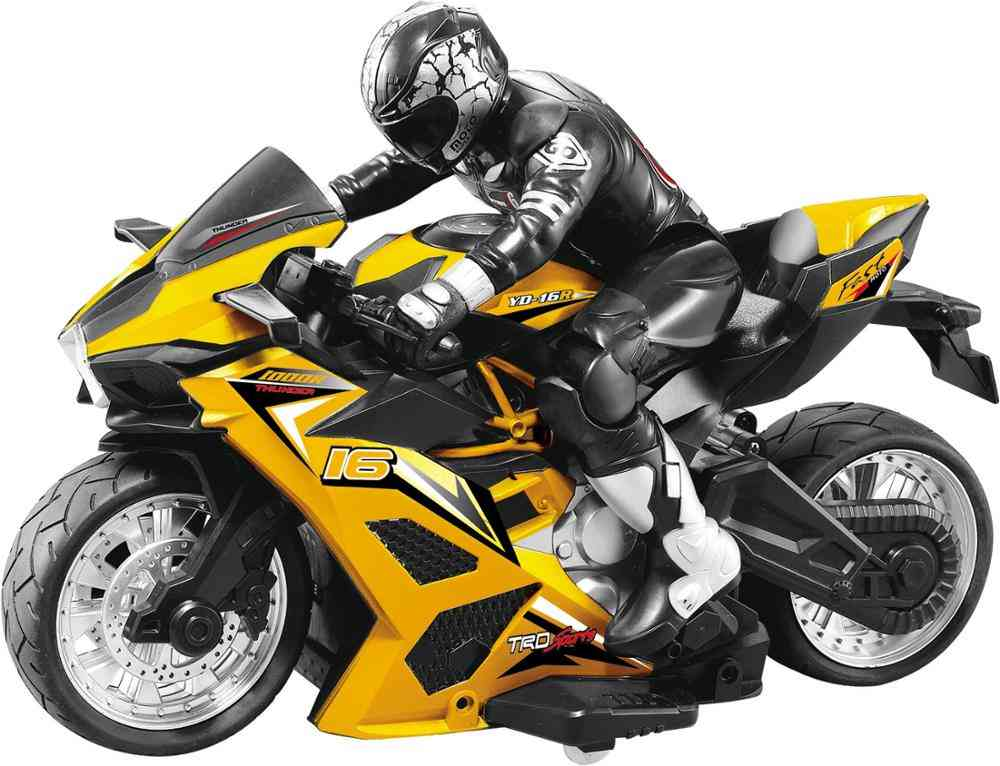 2.4g Remote Control Land Motorcycle-racing Stunt For