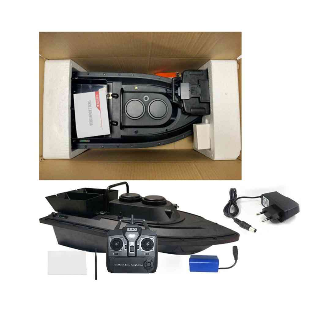 Smart Remote Control Fishing Bait Boat Toy Set