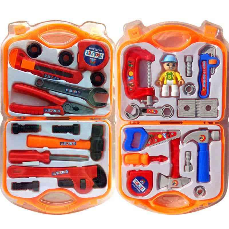 Kids Tool Kit Educational- Simulation Repair Tools