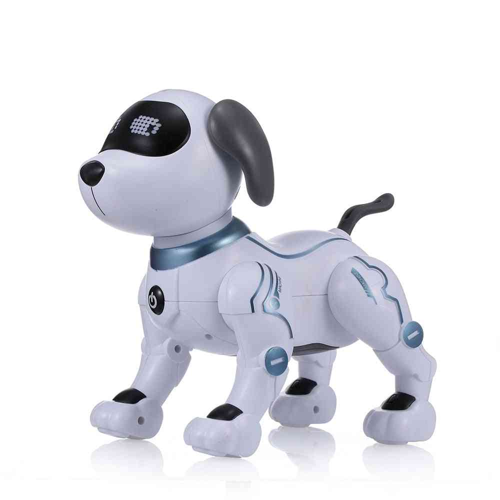 Electronic Remote Control Robot Dog With Voice