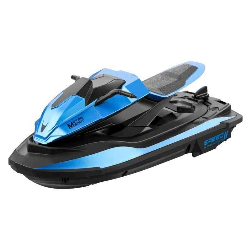 2.4g Remote Control Motor Boat For Kids
