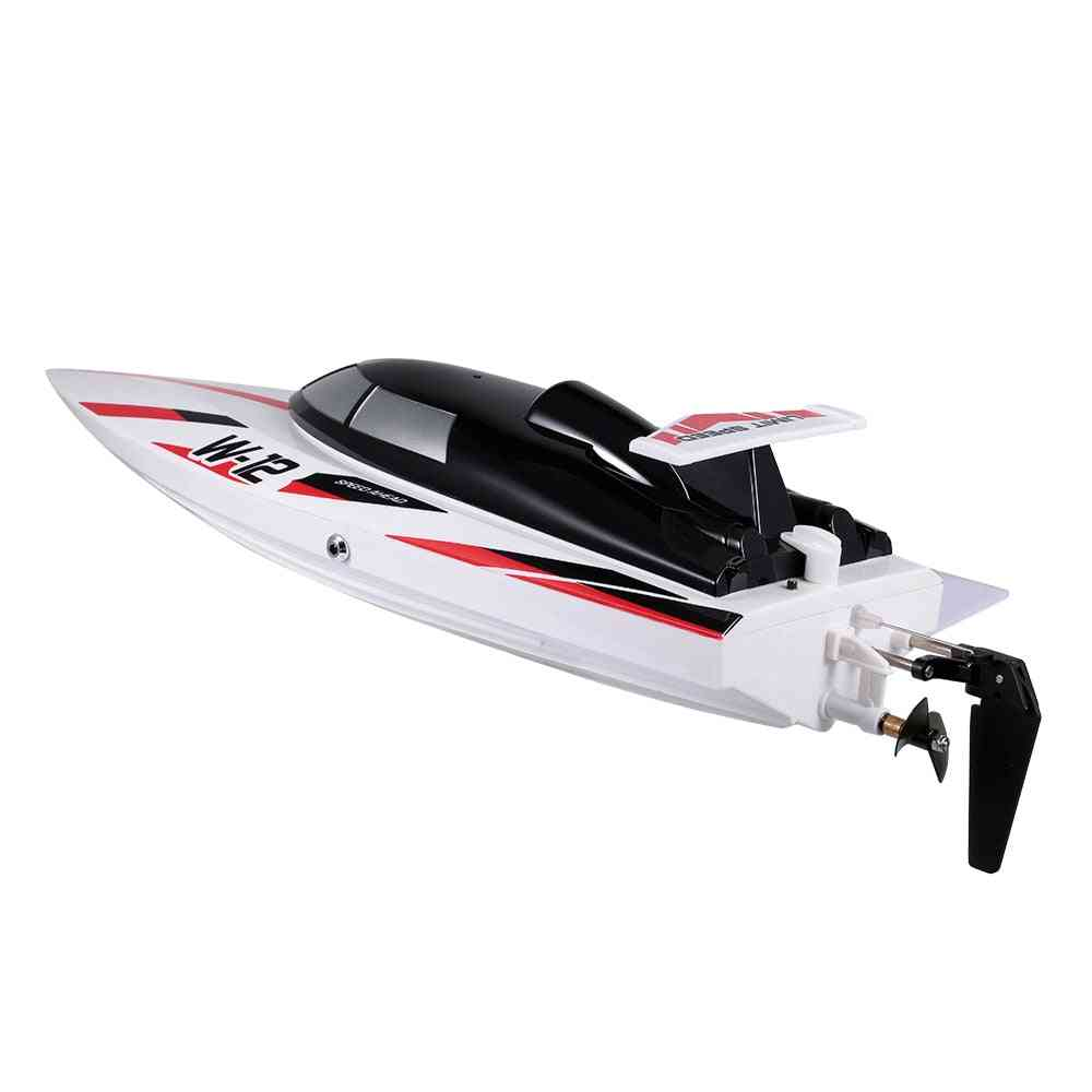 Rc Boat 2.4g Radio-controlled Speedboat Toy