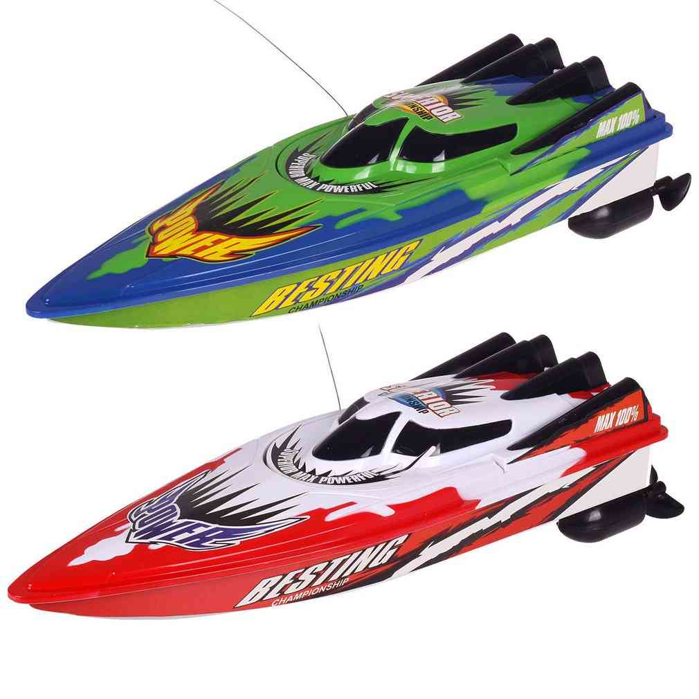 Rc Remote Control Dual Motor High-speed Racing Boat