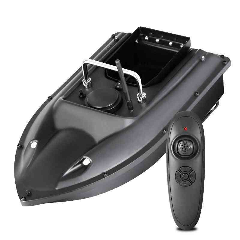 Constant Speed Cruise Function-smart Remote Control Fishing Bait Boat For Kids