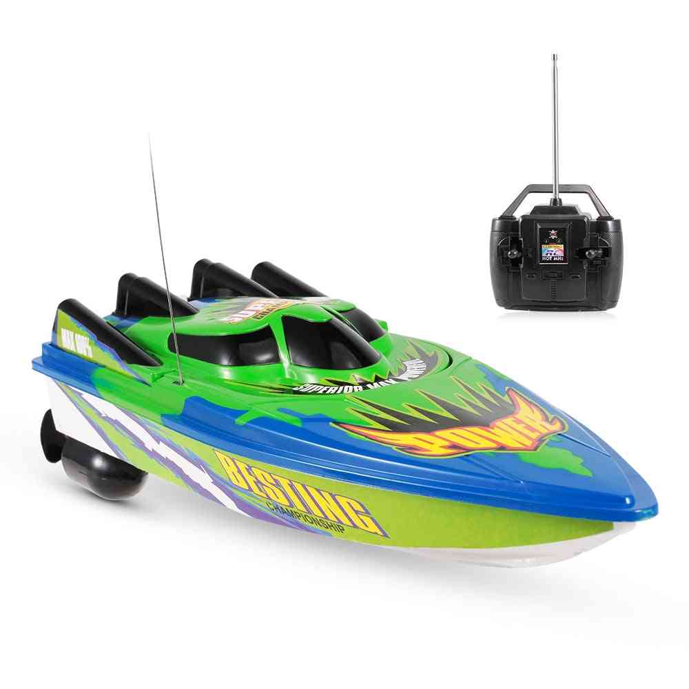 20km/h High Speed, Radio Controlled Boat For Lakes And Pools