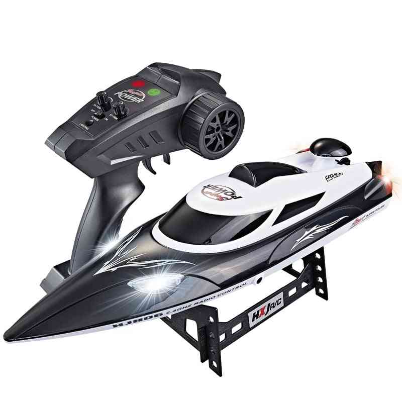 High Speed Rc Racing Boat, 35km/h 200m Control Distance-with Water Cooling System
