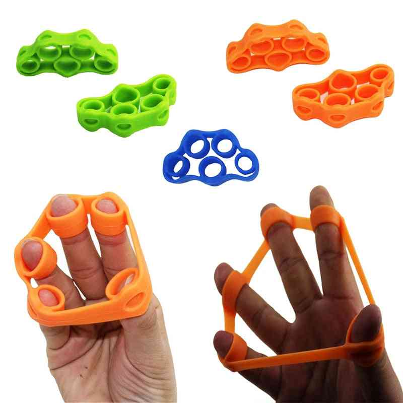 Antistress Silicone Hand/fingers Trainer Band