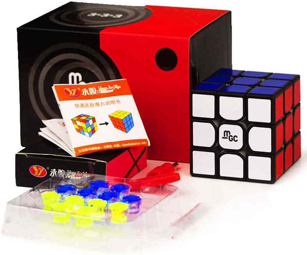 Professional Magic Magnetic Cube Puzzle For Kids And Adults