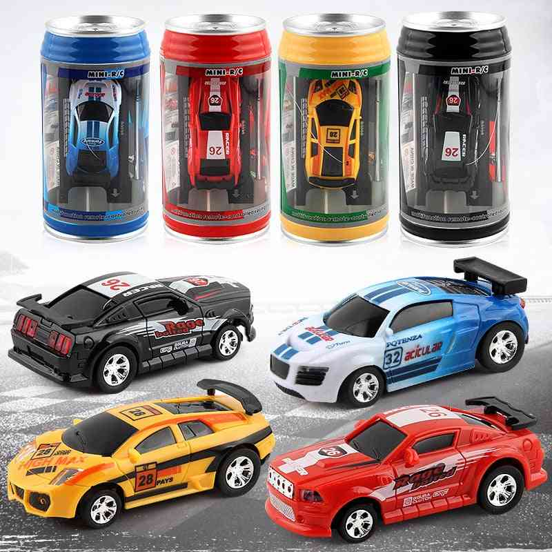 Creative Coke Can Mini Collection Radio Controlled Cars Machines Toy