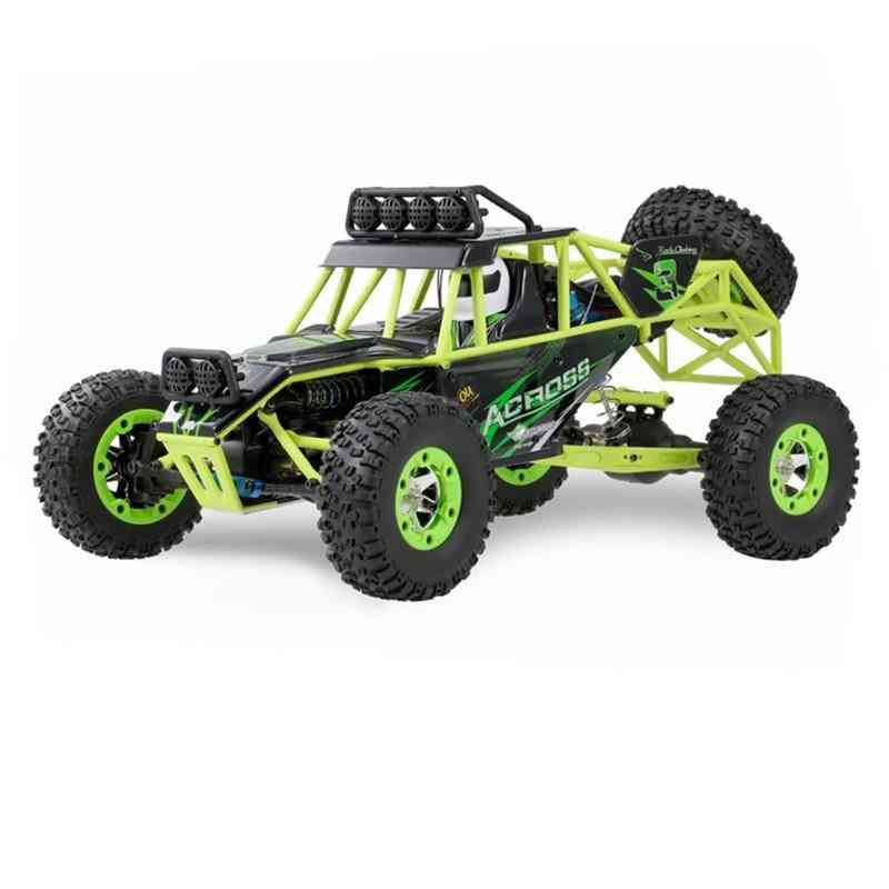 High Speed Monster Vehicle- Remote Control Off-road Car