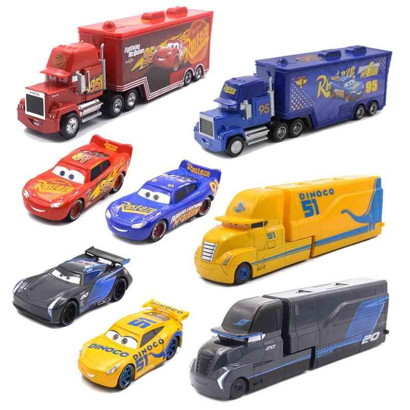 40 Styles, Lightning Metal Diecasts Toy Vehicles-kids Car