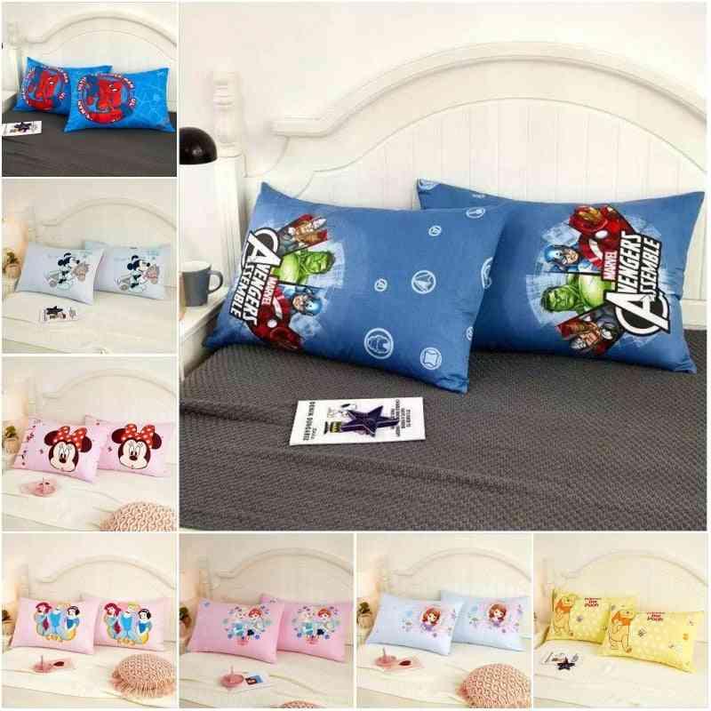 Cotton Cartoon Baby Pillow Cases Cover