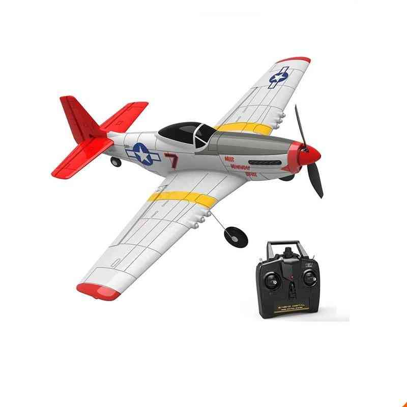 Epp 400mm Wingspan 6-axis Electric Rc Airplane For Beginner