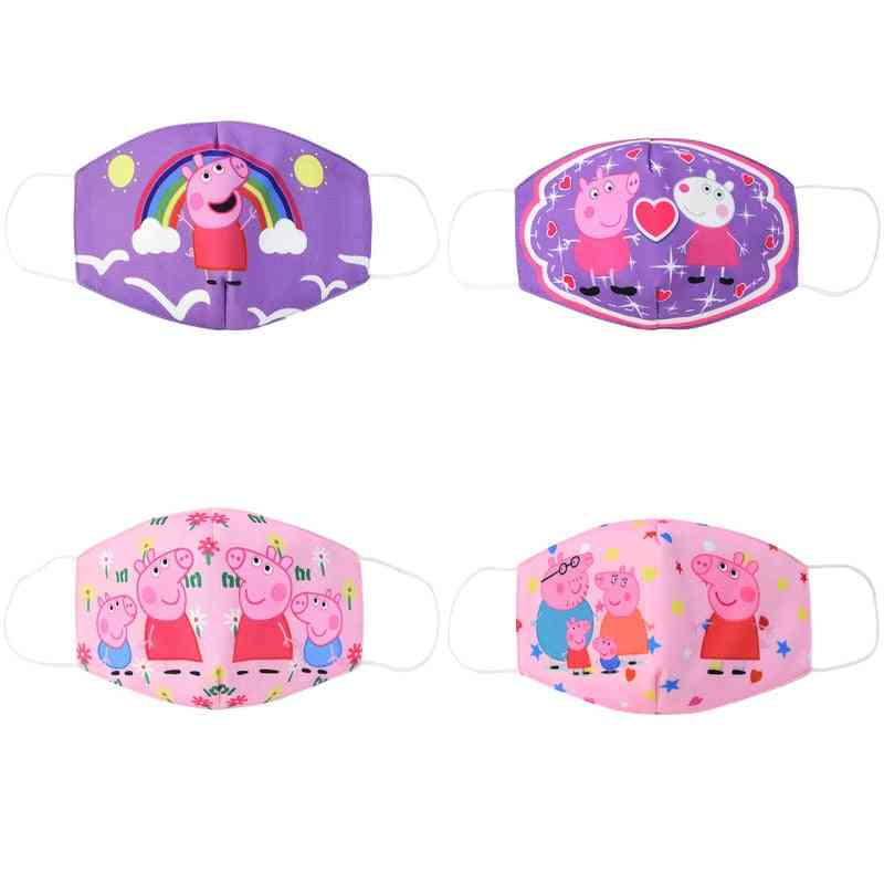 Peppa Pig Cotton Face Mask