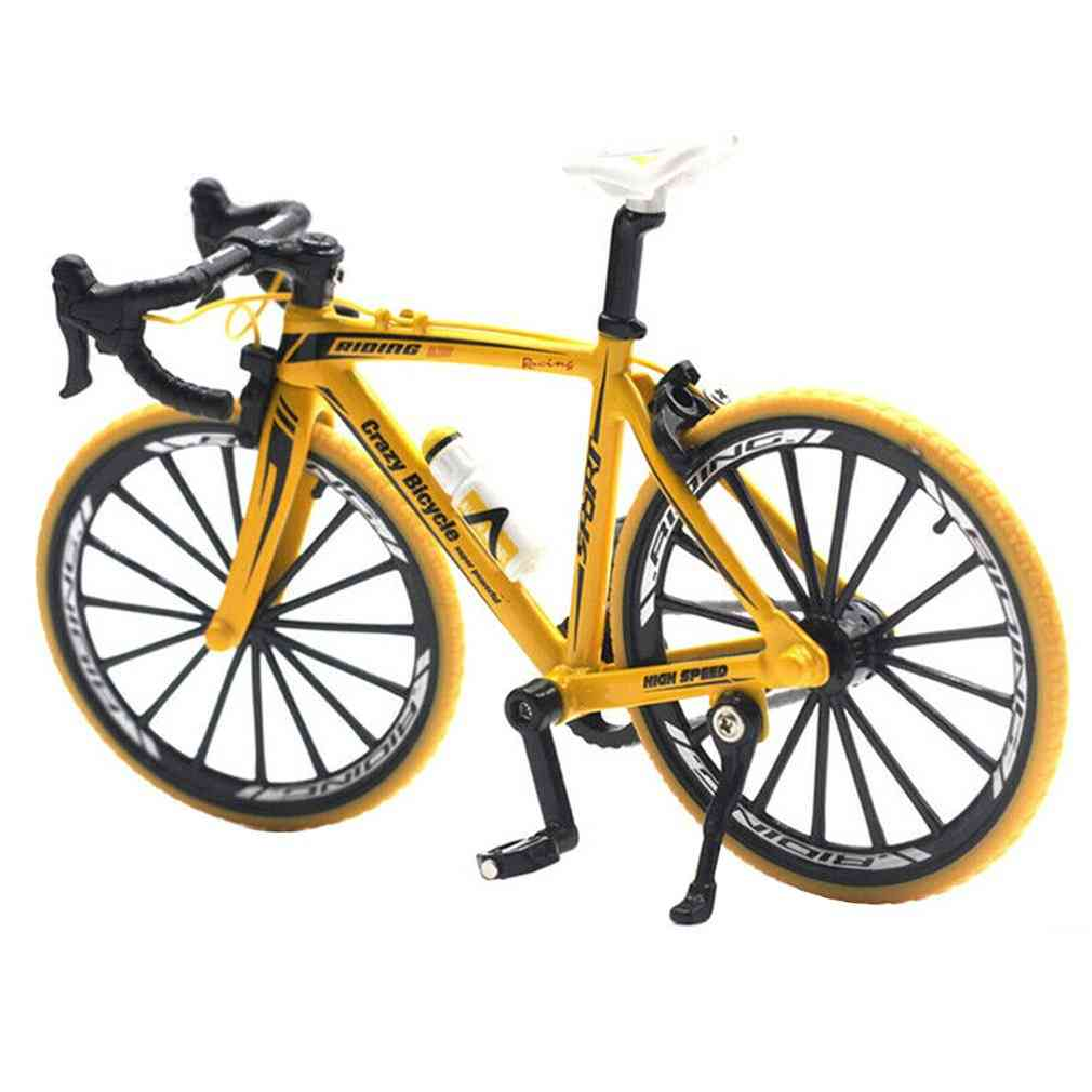 Set Of Mini Bicycle Model-collection For Kids