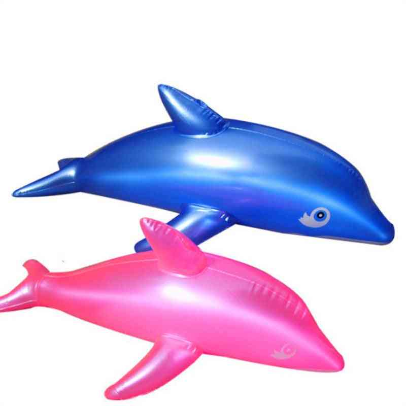 Simulation Cute Pvc Blow-up Toy- Inflatable Dolphin