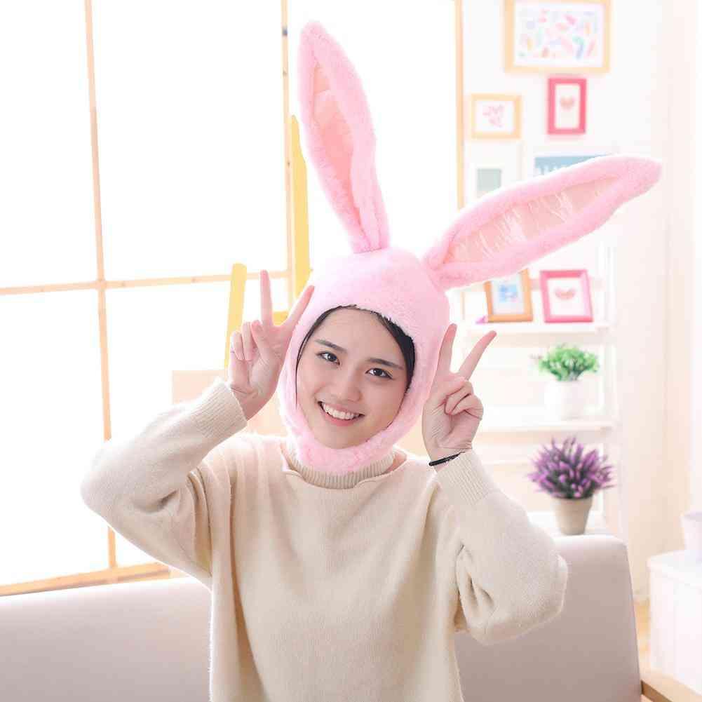 Cute Cartoon Bunny Ears Design Hat