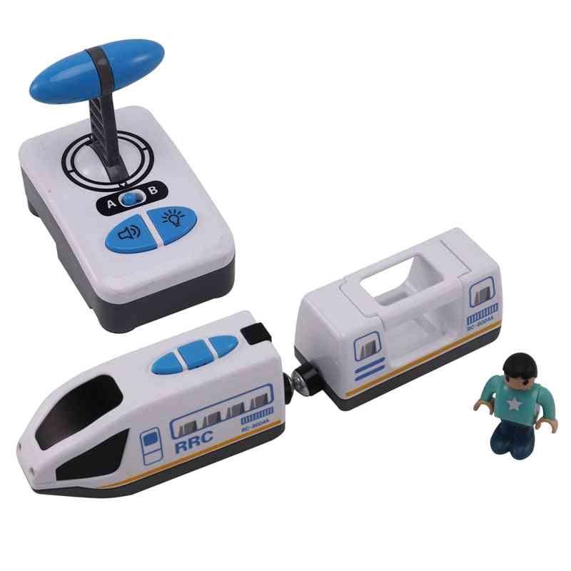Electric Remote Control Train For