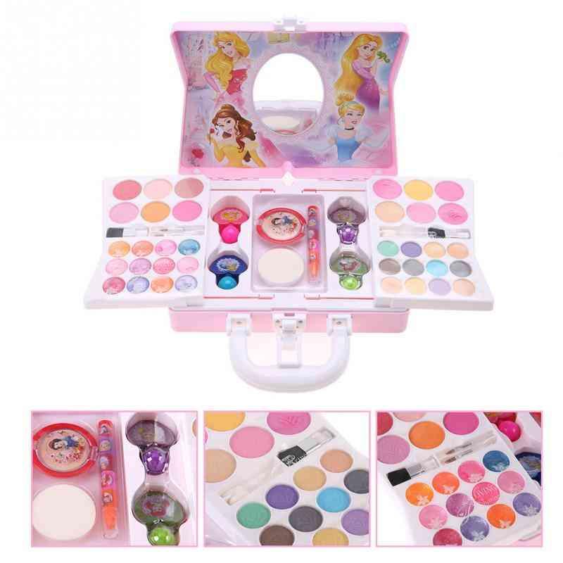 Princess Frozen/elsa Cosmetics Make Up Set