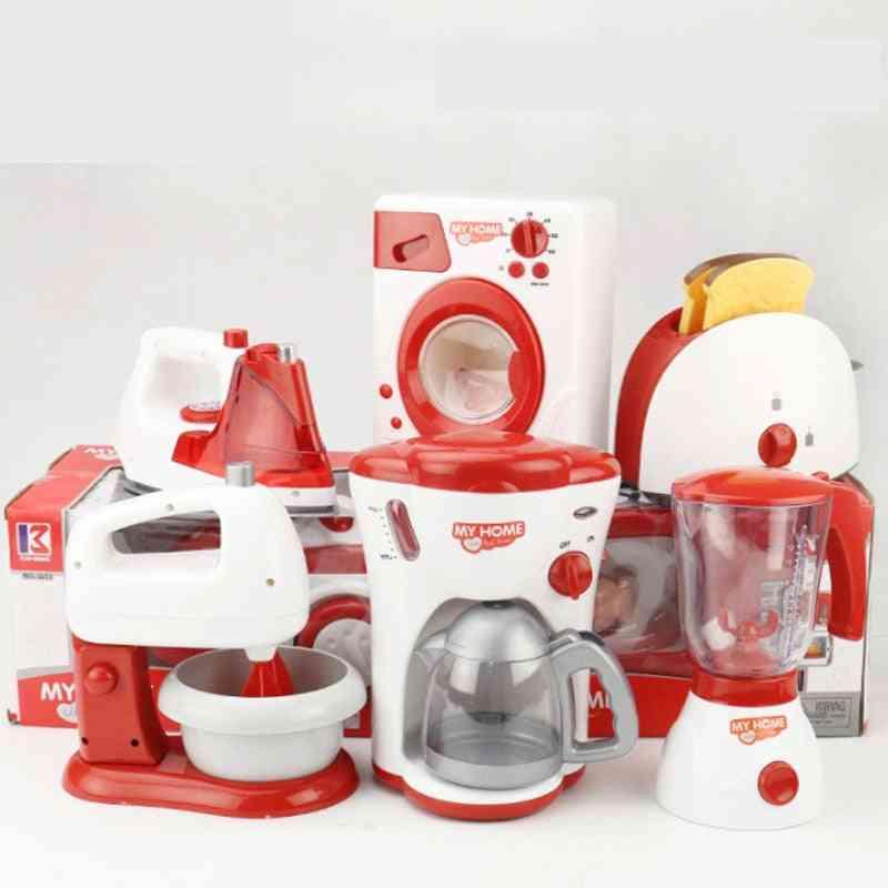 Pretend Play Toy, Housekeeping Vacuum Cleaner, Cleaning Juicer