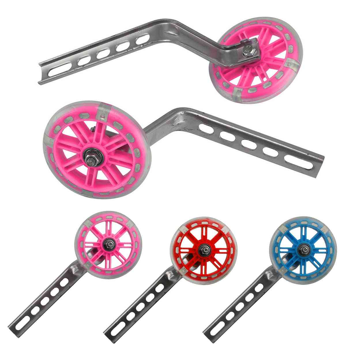 Pair Of Training Wheels For 12 To 20 Inch Kids Bike