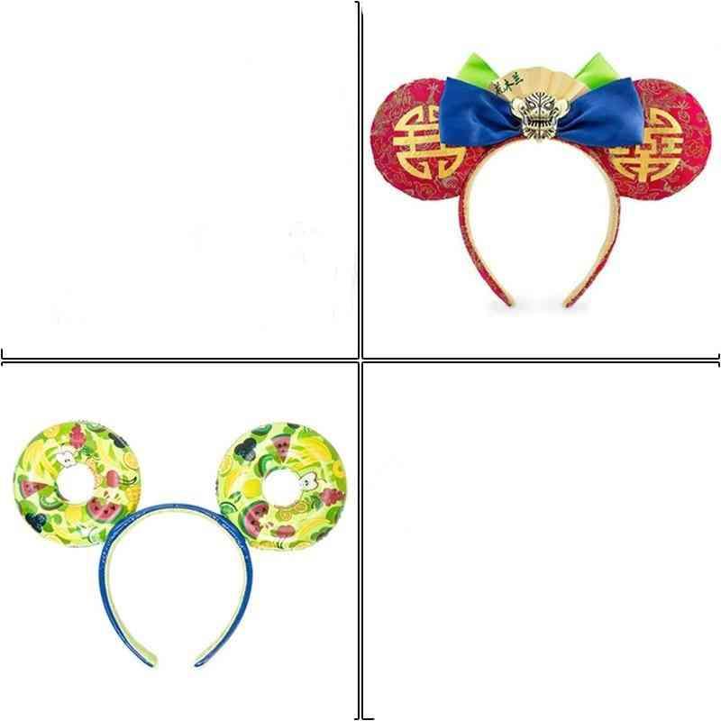 Mickey Design Ear Headband