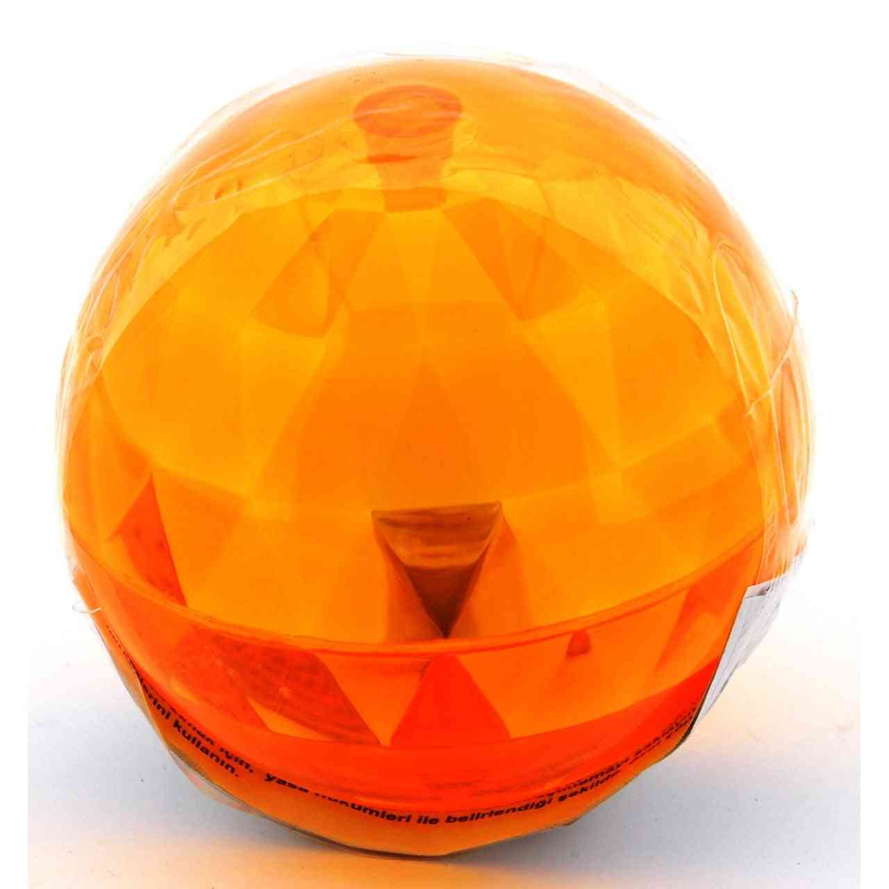 Orange Luminous Ball