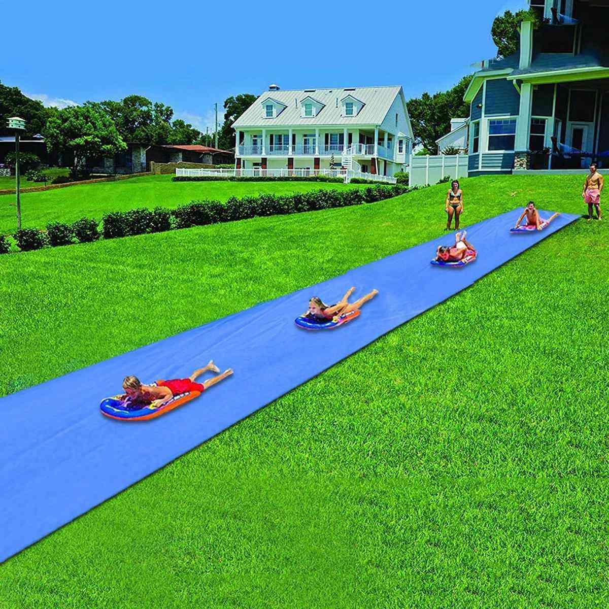 Outdoor Surf Water Slide Mat For-summer Pool Games