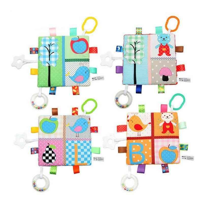 Rattles Baby -plush Cute, Newborn Developmental Toy