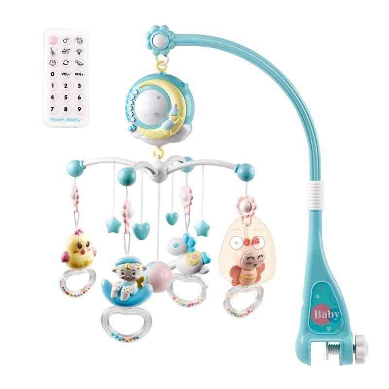 Baby Rattles, Crib Mobiles Toy Holder