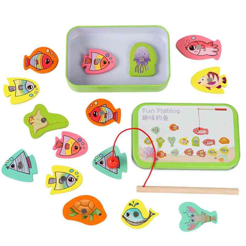 Magnetic Fishing Game Board Toy Set