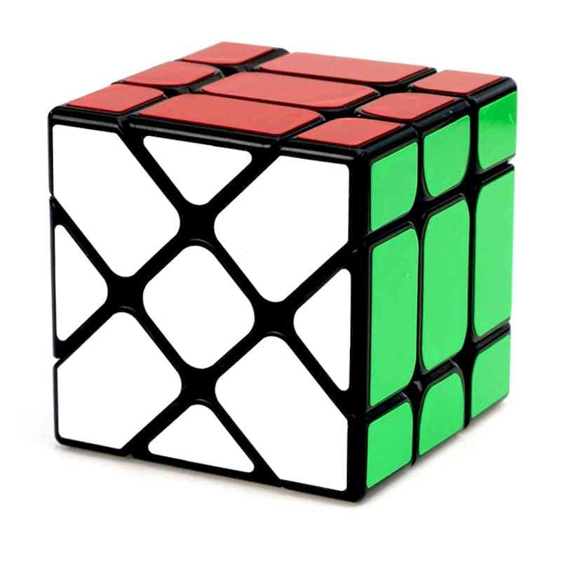 Fisher Cube, Magic Speed Puzzle, Educational For