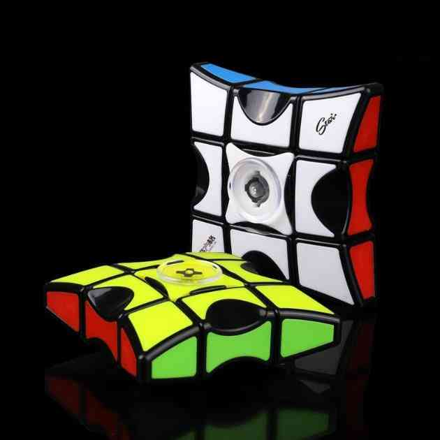 Speed Magic Spinner Cube Puzzle- For
