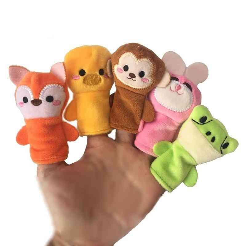 Animal Finger Puppets-storytime