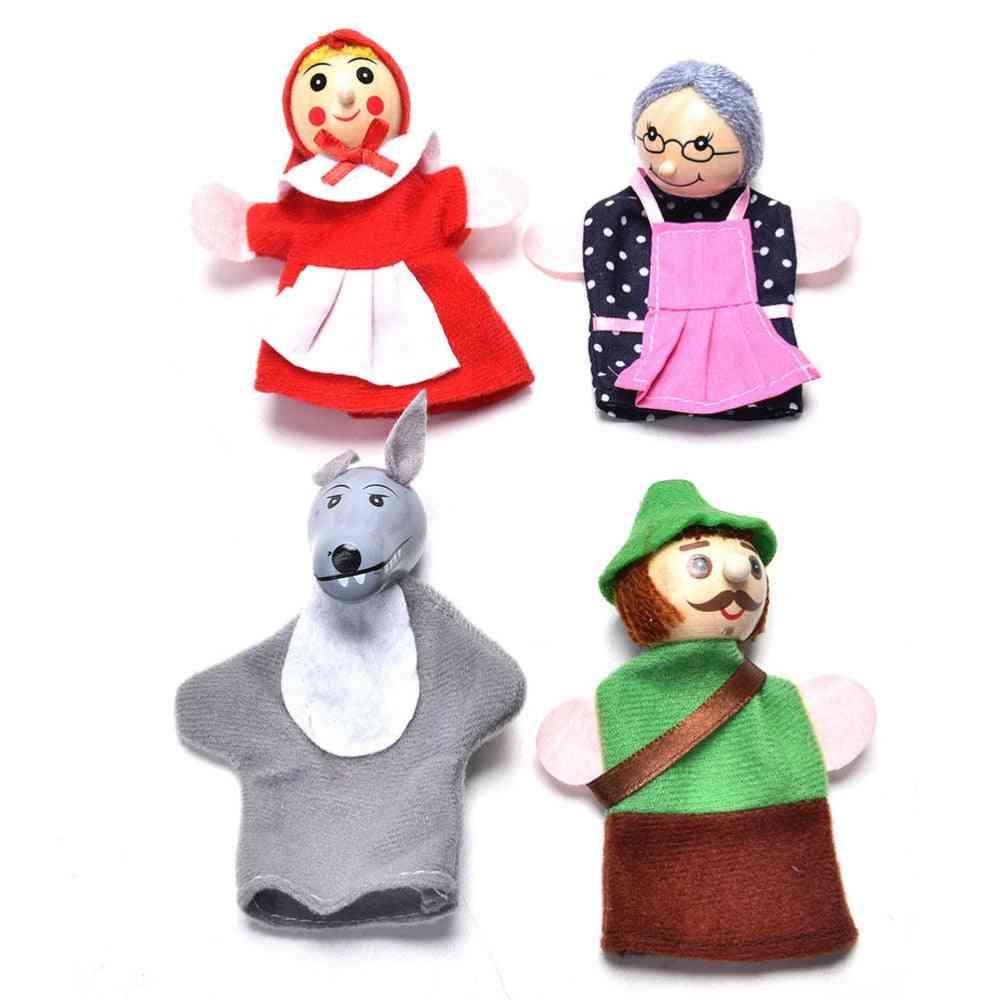 Little Riding Hood Finger Puppet