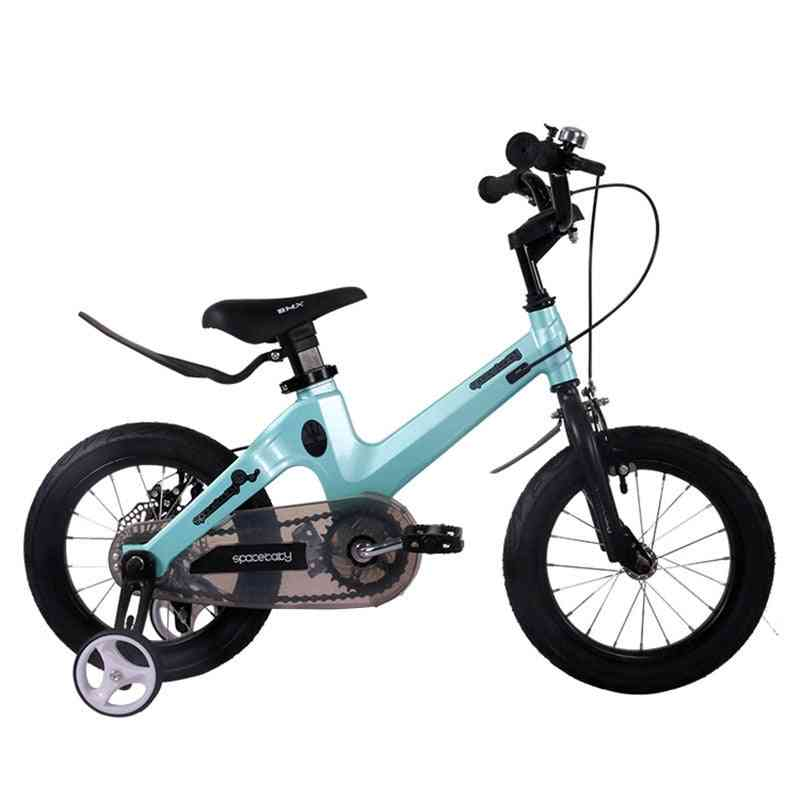 Kids Baby Bike, Bicycle, Boy Riding With Pedal