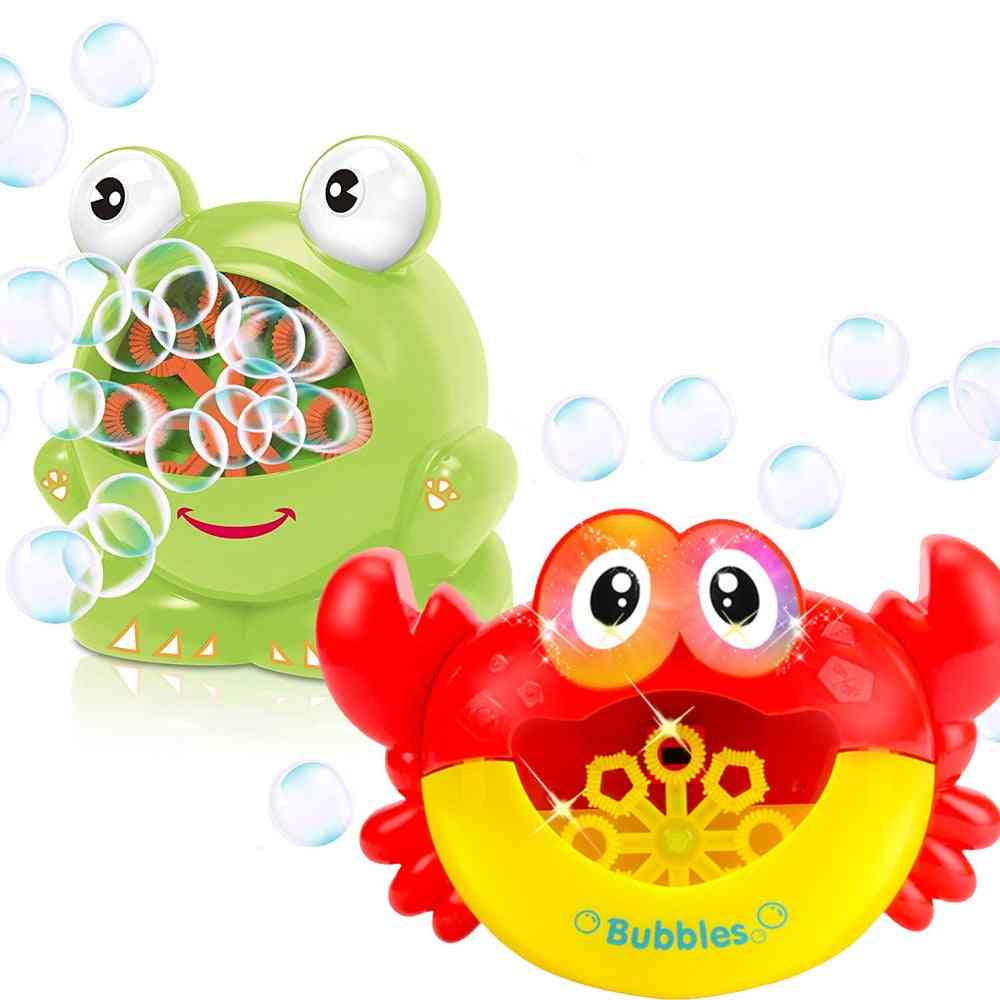 Cute Automatic Bubble Machine- Blower Toy For Kids