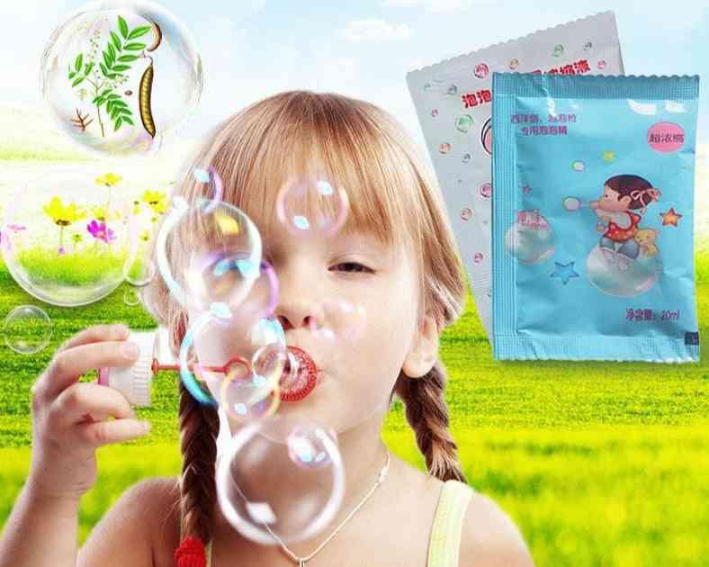 Concentrate Liquid Bubble Refills Kids, Soap Materia Water