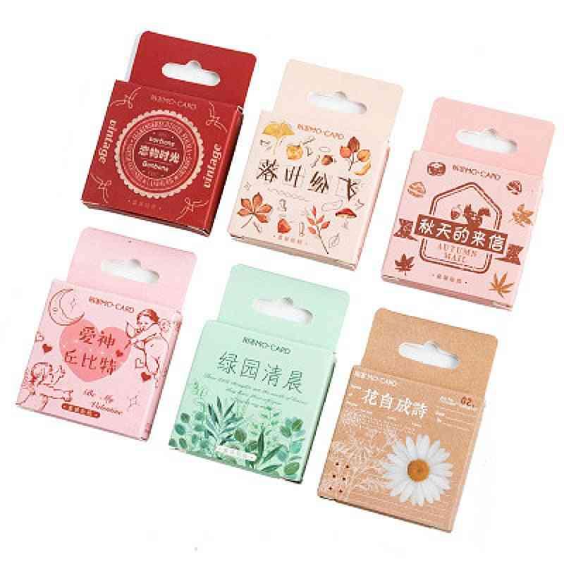 Shine Flowers Memo Pad, Bookmark Sticky Note