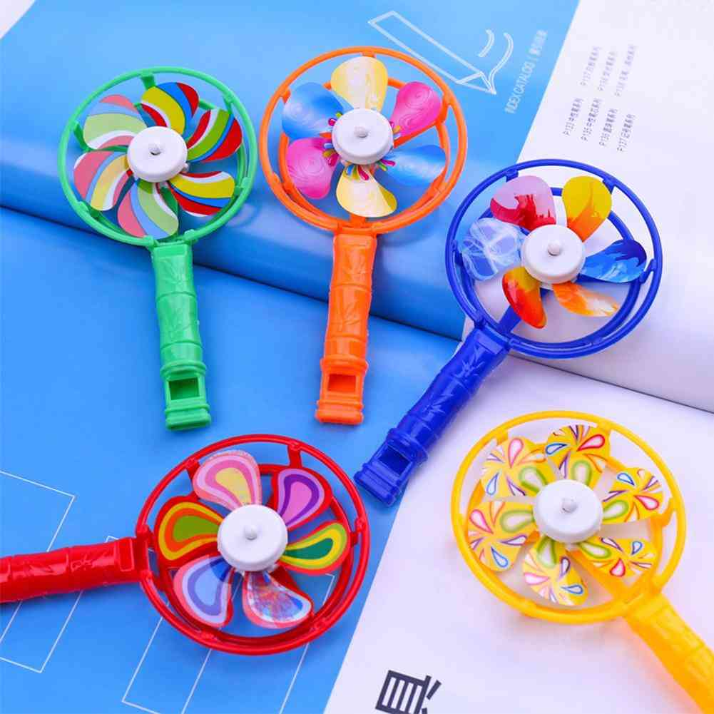 Windmill Whistle-musical Developmental Toy