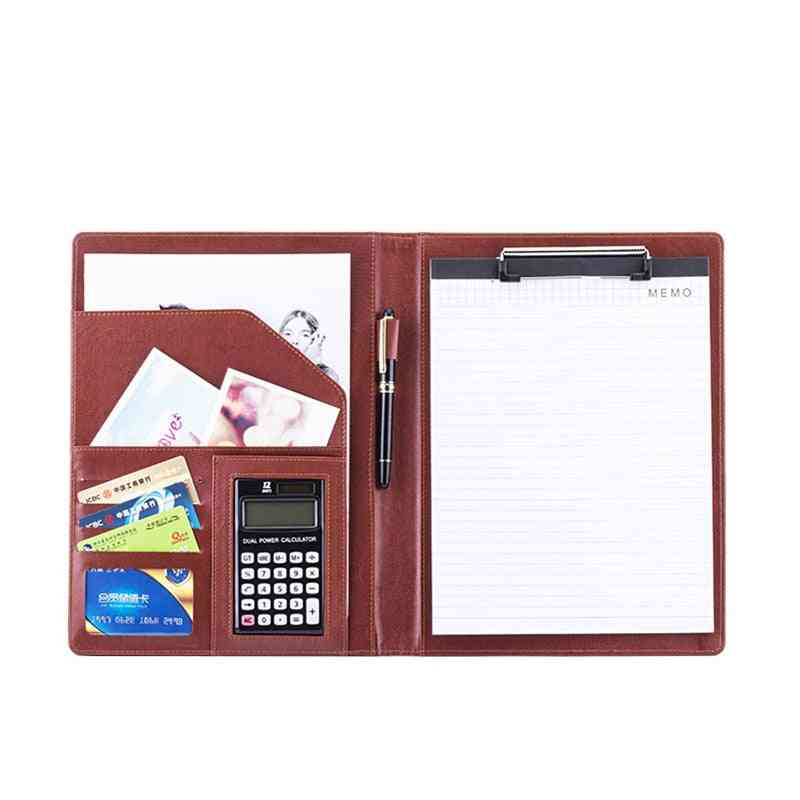 A4 File Folder, Documents Bags, Calculator Binder, Organizer