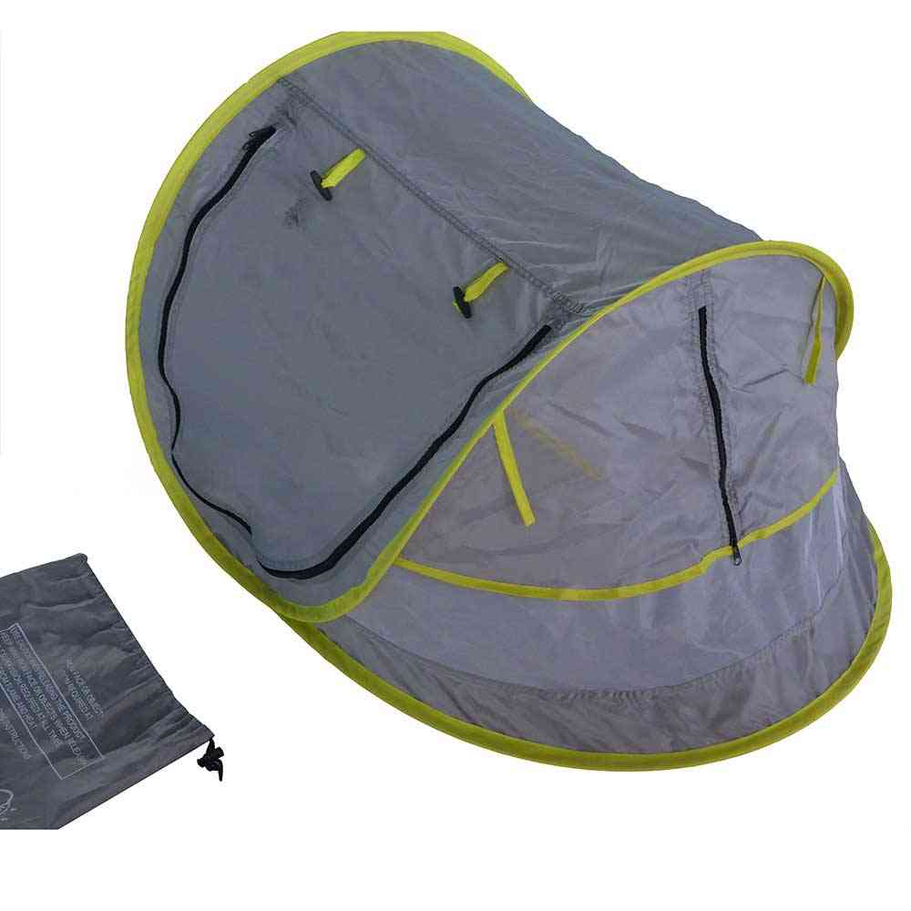 Portable Baby Crib Bed With Uv Protection Mesh