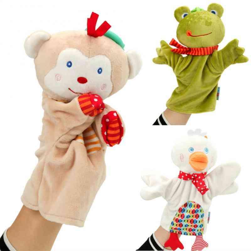 Cartoon Cute Animal Design, Hand Puppet Baby
