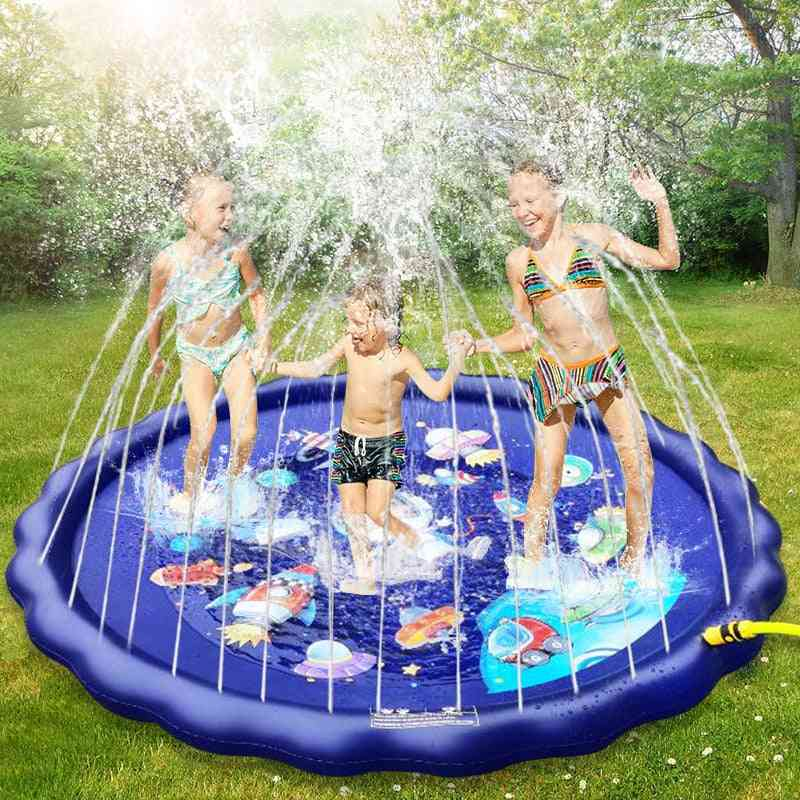 170cm Water Spray Cushion- Outdoor Inflatable Lawn Play Pad