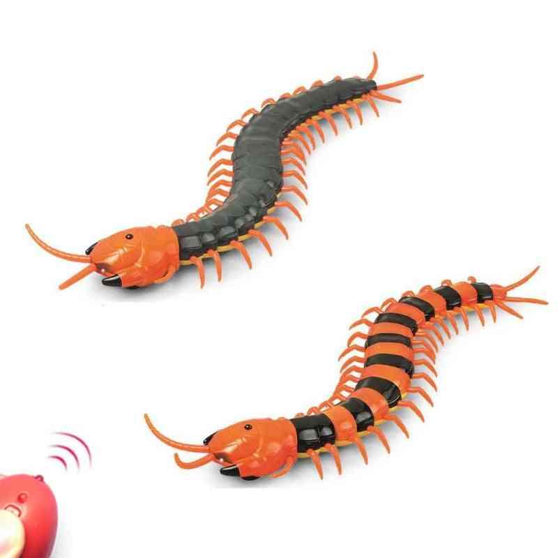 Infrared Remote Control, Simulation Centipede-creepy-crawly Toy